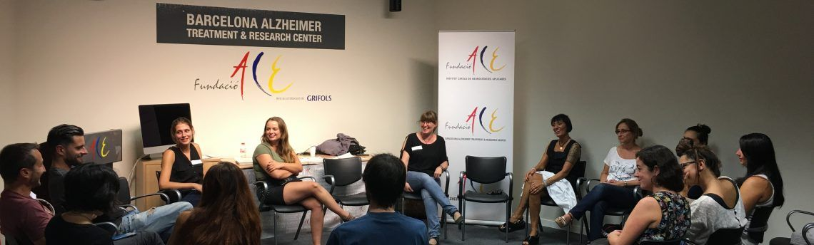Support groups for children of presenile Alzheimer's patients